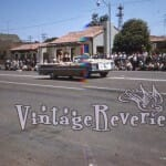 Slide scans of a parade in 1959
