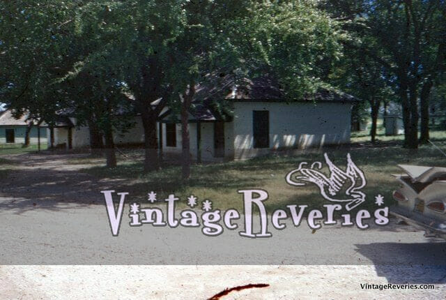 1960s Western Subdivision House