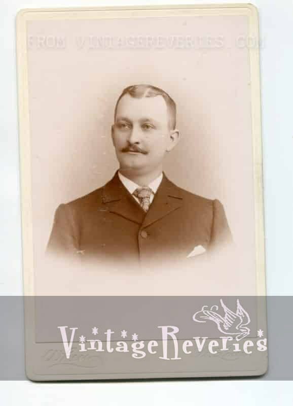 victorian era gentleman photo