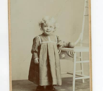 A turn of the century Swedish Girl, German turn of the century photos, & random
