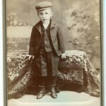 early 1900s boy