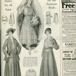 edwardian wedding dress fashions
