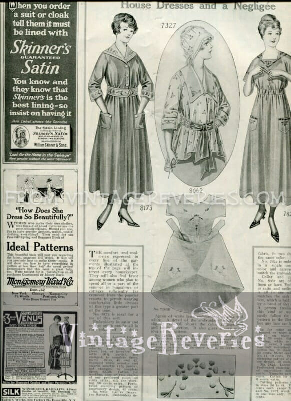 edwardian fashion advice