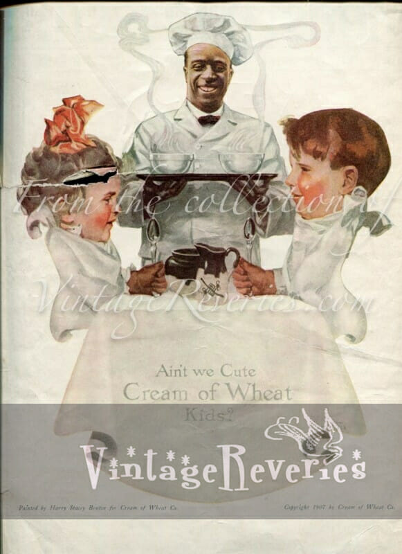 Cream of Wheat WWI Ad