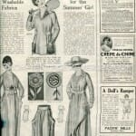 1917 womens sports fashions