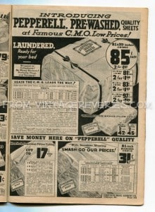 1935 towel prices