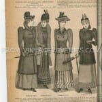 Misses and girls fashions from 1892