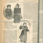 1890s childrens fashion illustrations