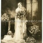 1930s bride