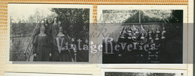 group of nuns