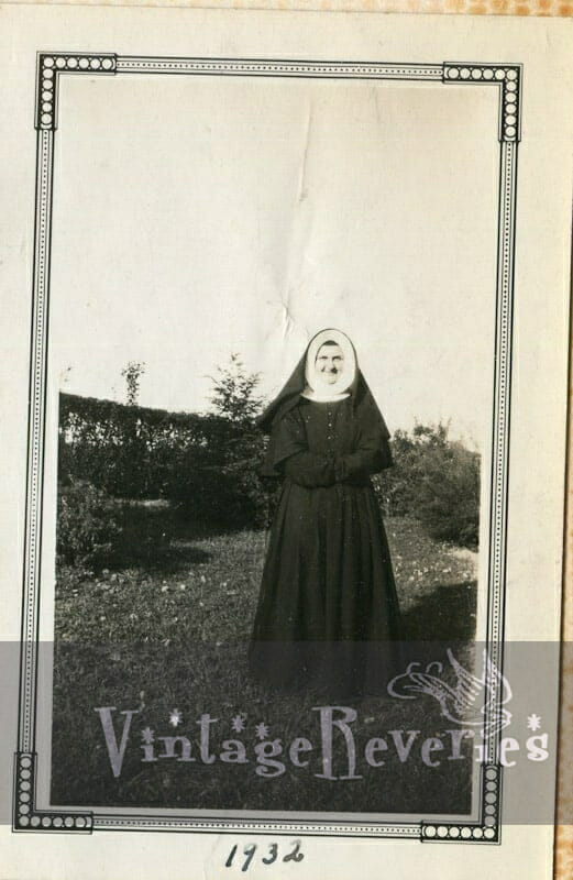 1930s catholic nun