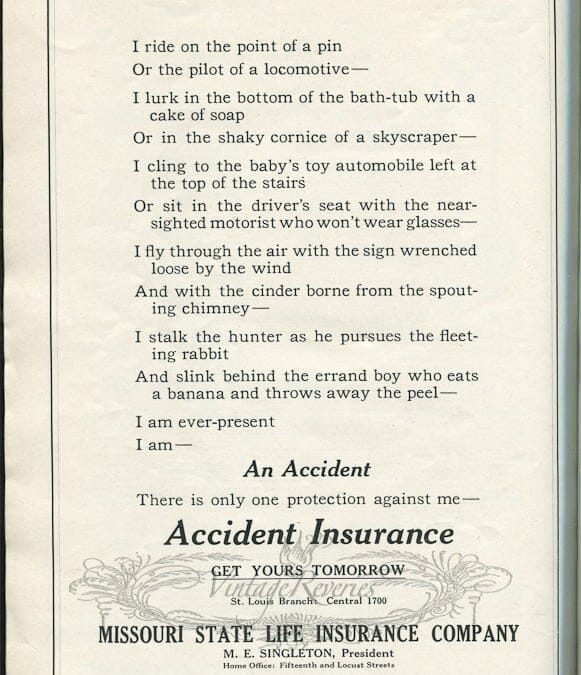 Indexes of advertisers & fashion houses participating in the Fashion Pageant 1924 St. Louis