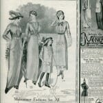 early 1900s dress form advertisement