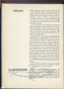 The Language of Fashion Book scans