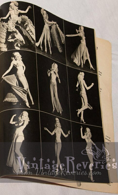 Dancing, Singing, NightClubs, and 1950s Stripper Stars