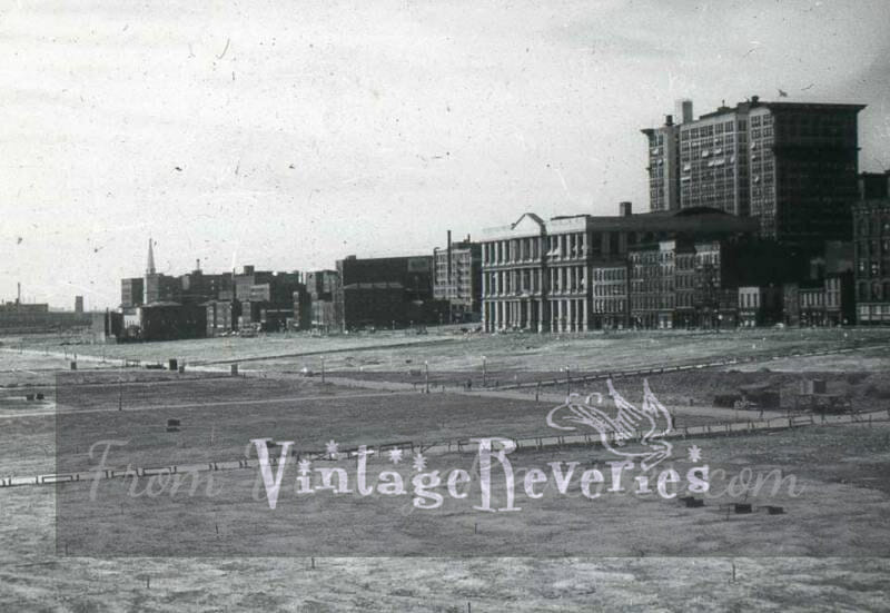 st louis riverfront in the 1920s