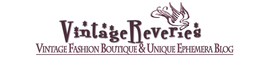 VintageReveries &#8211; Vintage Boutique