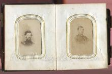 civil war soldier portraits