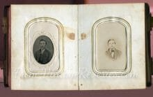 old civil war photo
