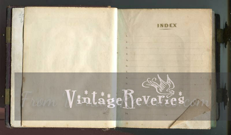 index of photos in a civil war photo album