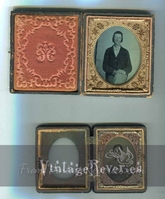 Civil War Pocket Photos
