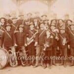 Seymour&#039;s regimental band