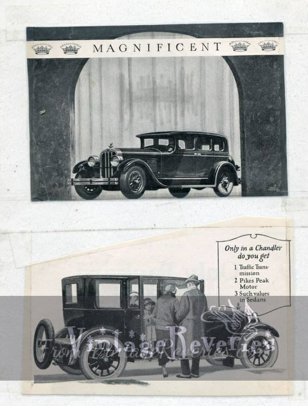chandler car advertisement