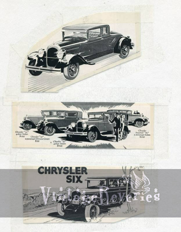 chrysler car ads