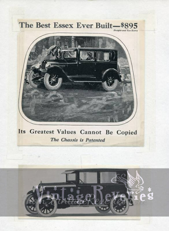 essex car ad