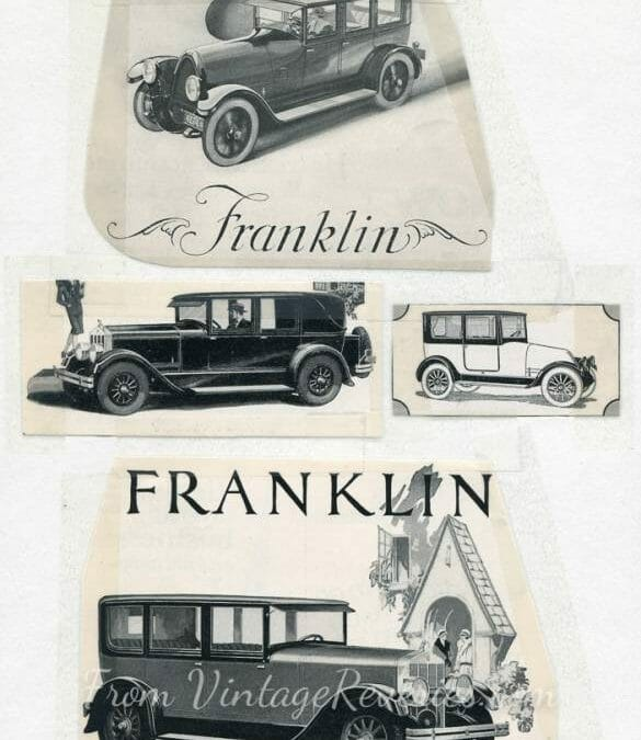 Franklin and Essex Car ads