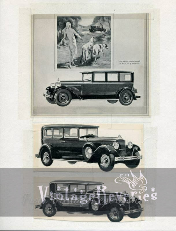 packard car ad