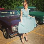 Thanks for attending my first private vintage sale in St. Louis! photo vintage events editorial