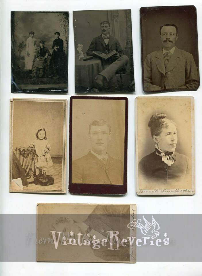 tin cabinet cards