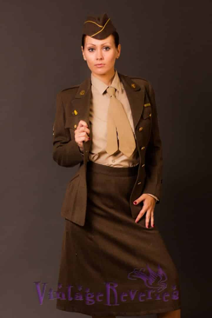 WWII womens uniform