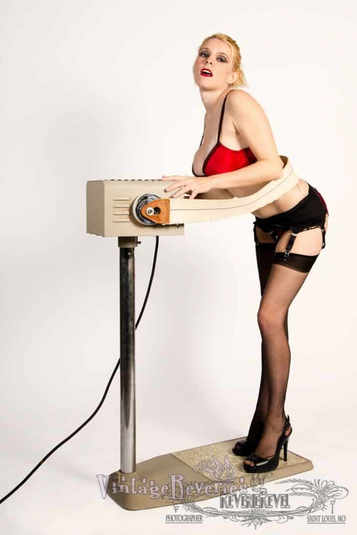 st louis pinup photographer