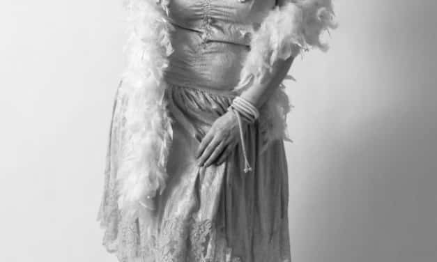 1920s Plus Sized Flapper Dress