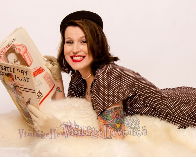 the best pinup photographer St. Louis