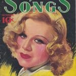 Popular Songs Magazine: October 1935